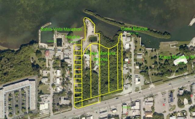 6200 Overseas Highway, Marathon, FL 33050 (MLS #578362) :: The Coastal Collection Real Estate Inc.