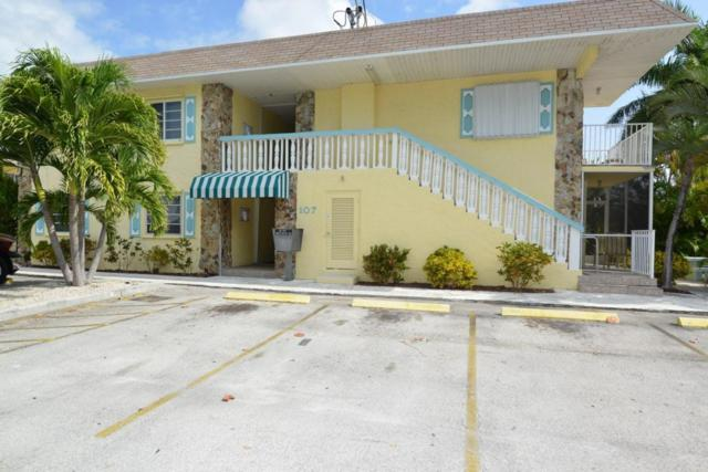 107 Ave D #201, Coco Plum, FL 33050 (MLS #578372) :: KeyIsle Realty