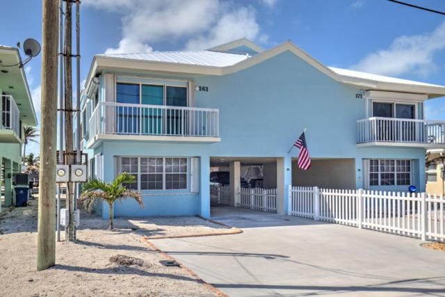 161 3rd Street, Key Colony, FL 33051 (MLS #579003) :: Brenda Donnelly Group