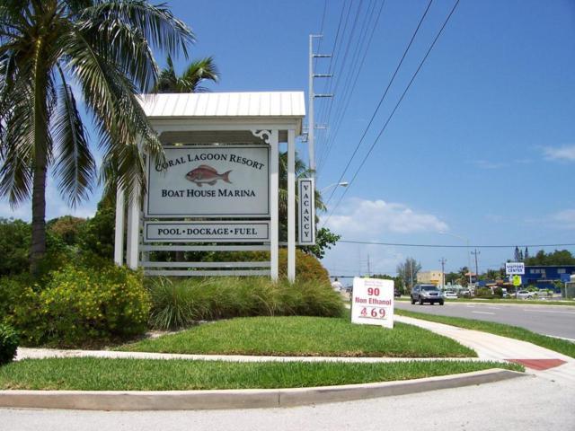 12399 Overseas Highway Slip 37, Marathon, FL 33050 (MLS #579008) :: Key West Luxury Real Estate Inc