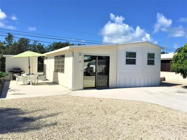 55 Boca Chica Road #17, Big Coppitt, FL 33040 (MLS #579037) :: Jimmy Lane Real Estate Team