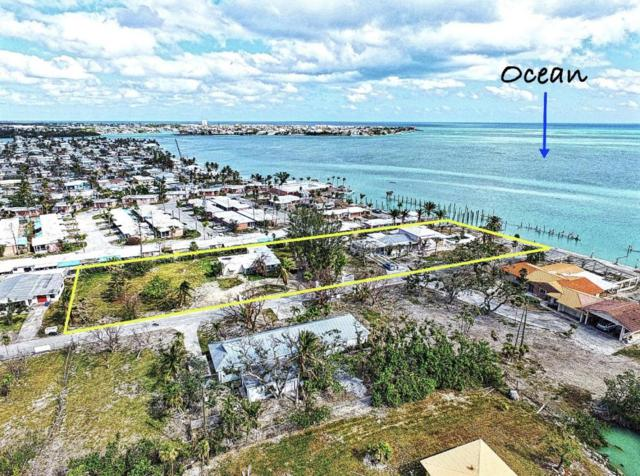 770 107Th Street Ocean, Marathon, FL 33050 (MLS #579155) :: Brenda Donnelly Group