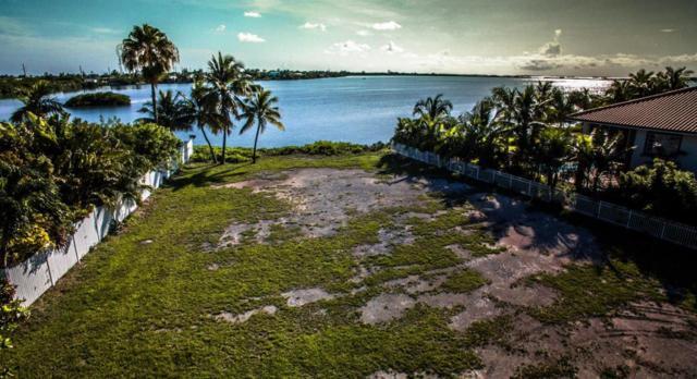 6 Cannon Royal Drive, Shark Key, FL 33040 (MLS #579197) :: Jimmy Lane Real Estate Team