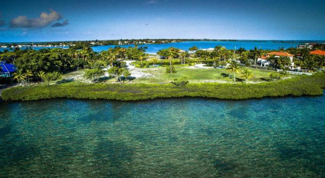 3 Tiburon Circle, Shark Key, FL 33040 (MLS #579204) :: Jimmy Lane Real Estate Team