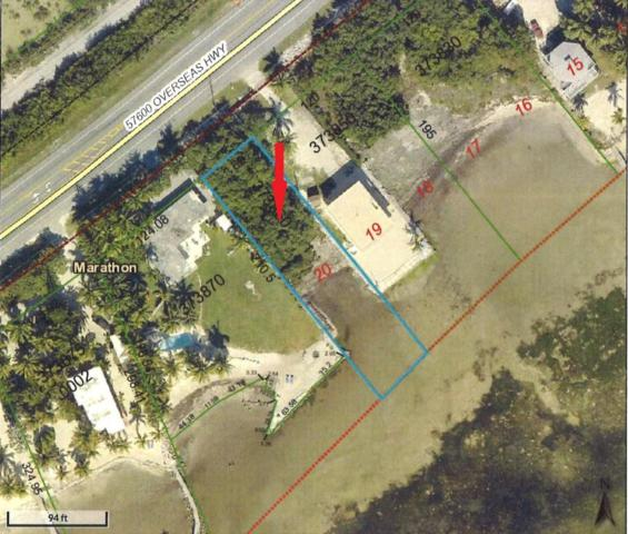 Lot 20 Overseas Highway, Marathon, FL 33050 (MLS #579222) :: Doug Mayberry Real Estate