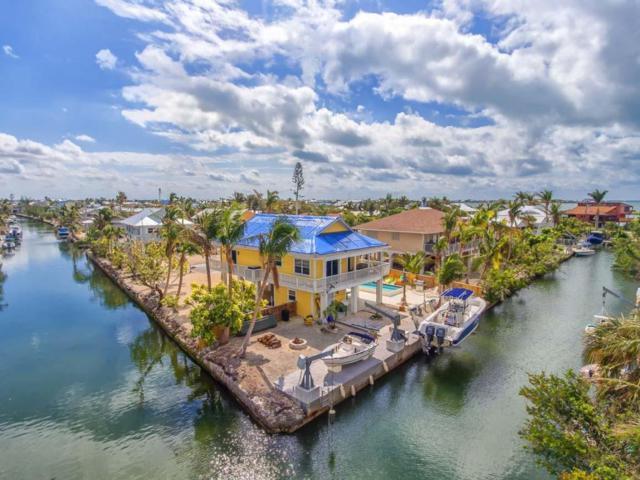 128 Le Grand Lane, Cudjoe Key, FL 33042 (MLS #579258) :: Jimmy Lane Real Estate Team