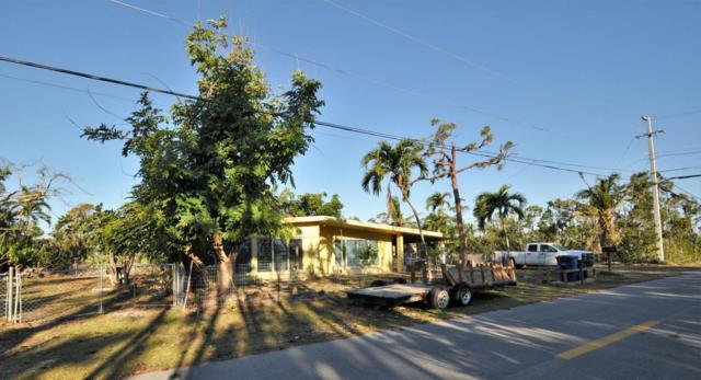 2458 Orlando Road, Big Pine Key, FL 33043 (MLS #579305) :: Jimmy Lane Real Estate Team