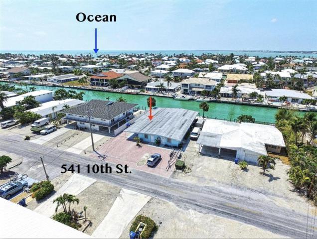 541 10Th Street, Key Colony, FL 33051 (MLS #579359) :: KeyIsle Realty