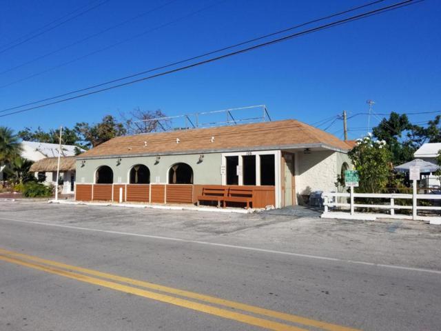 105 Palm Avenue, Upper Matecumbe Key Islamorada, FL 33036 (MLS #579632) :: KeyIsle Realty
