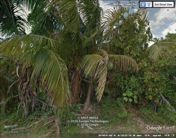 28151 Helen Avenue, Little Torch Key, FL 33042 (MLS #579673) :: Key West Luxury Real Estate Inc