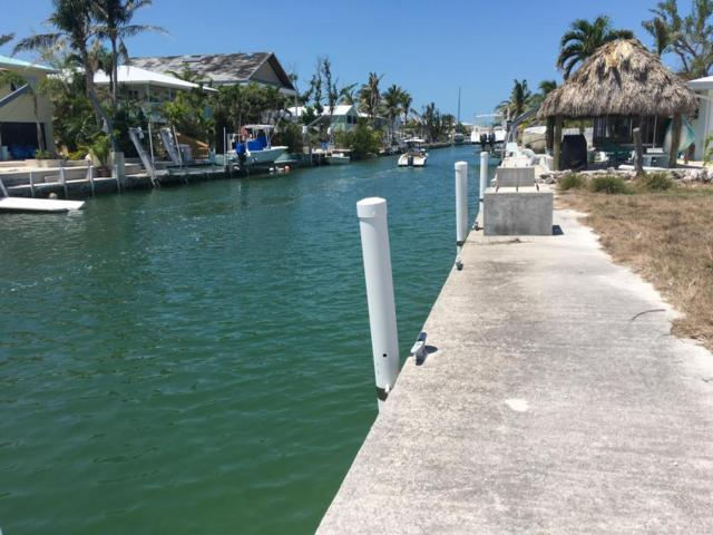 27 W Shore Drive, Summerland Key, FL 33042 (MLS #579695) :: Key West Luxury Real Estate Inc