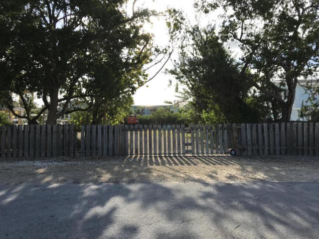 BK 3 LT 2 Ellen Drive, Key Largo, FL 33037 (MLS #579805) :: KeyIsle Realty