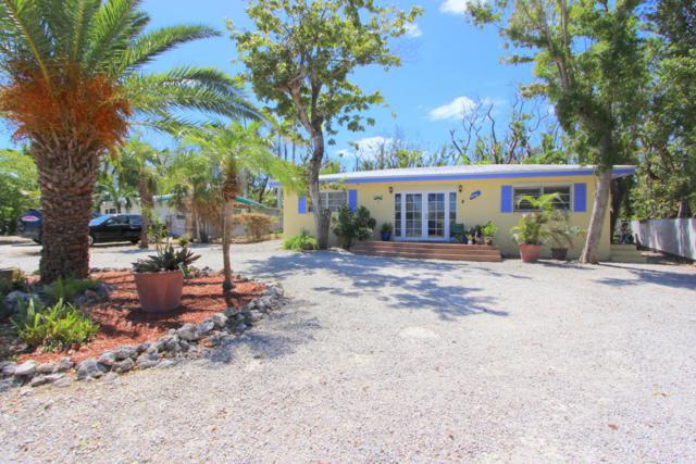 225 Gasparilla Drive, Key Largo, FL 33037 (MLS #579806) :: KeyIsle Realty