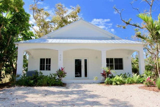 408 Collins Street, Key Largo, FL 33037 (MLS #579843) :: Coastal Collection Real Estate Inc.