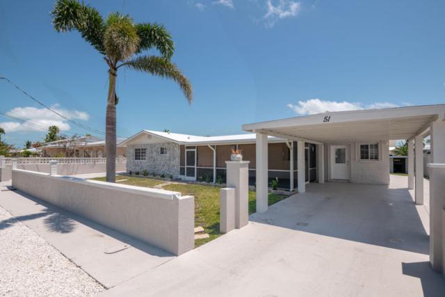 51 Palmetto Drive, Big Coppitt, FL 33040 (MLS #579846) :: Coastal Collection Real Estate Inc.