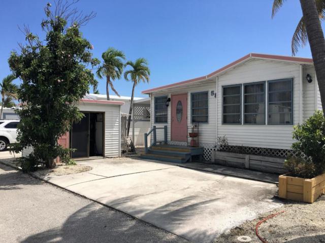 55 Boca Chica Road #58, Big Coppitt, FL 33040 (MLS #580008) :: Jimmy Lane Real Estate Team