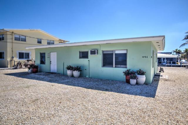 496 88th Street Ocean, Marathon, FL 33050 (MLS #580015) :: Brenda Donnelly Group