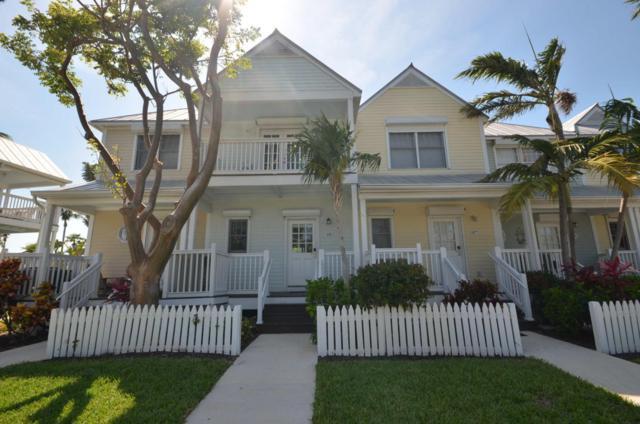 5077 Sunset Village Drive Hawks Cay Resor, Duck Key, FL 33050 (MLS #580184) :: Brenda Donnelly Group