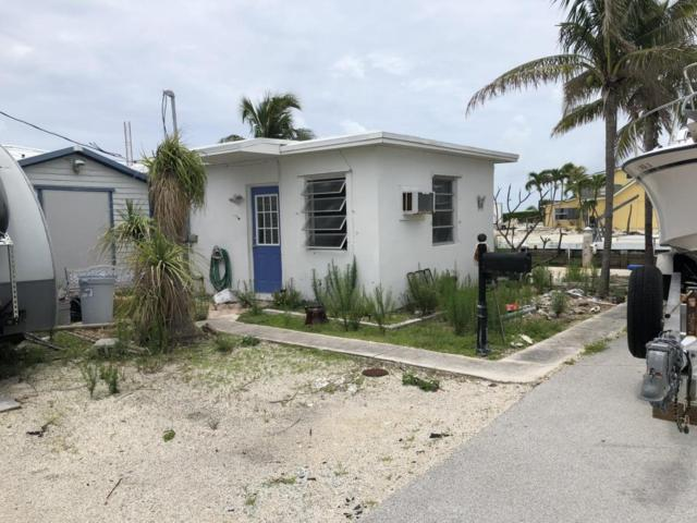 11329 5Th Avenue Ocean, Marathon, FL 33050 (MLS #580351) :: Jimmy Lane Real Estate Team