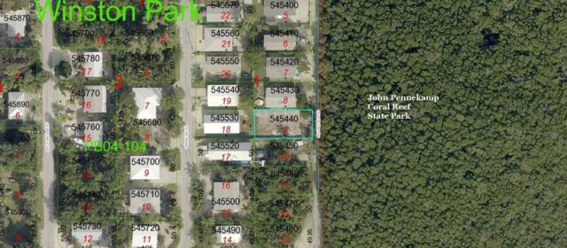 971 Valencia Road, Key Largo, FL 33037 (MLS #580361) :: Conch Realty