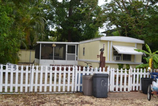 929 Plantation Road, Key Largo, FL 33037 (MLS #580363) :: Conch Realty