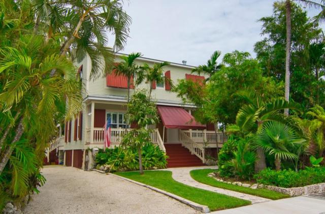 8 Arbutus Drive, Key Haven, FL 33040 (MLS #580402) :: Key West Luxury Real Estate Inc