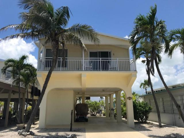 701 Spanish Main Drive #153, Cudjoe Key, FL 33042 (MLS #580472) :: Key West Luxury Real Estate Inc
