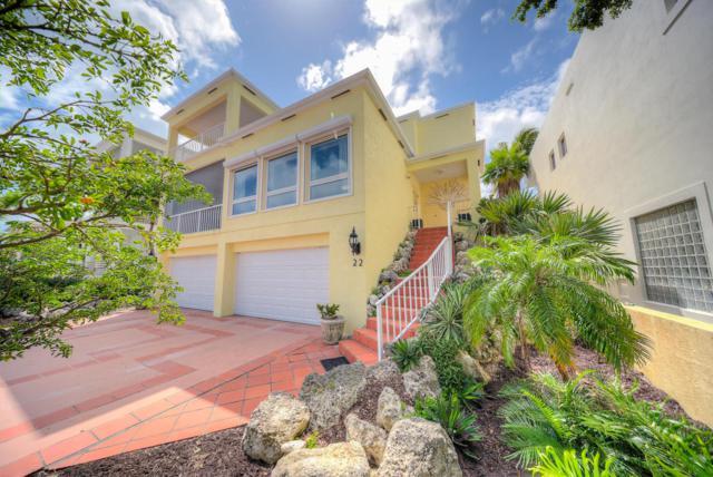 22 Floral Avenue, Key Haven, FL 33040 (MLS #580565) :: Jimmy Lane Real Estate Team