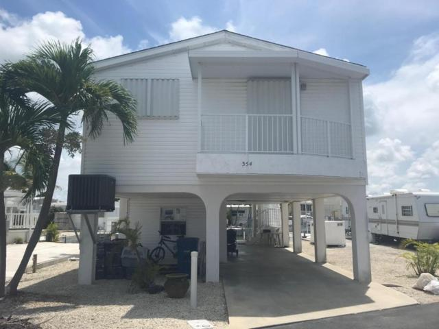 701 Spanish Main Drive #354, Cudjoe Key, FL 33042 (MLS #580776) :: Key West Luxury Real Estate Inc