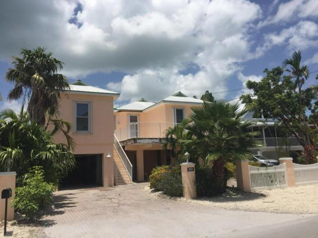 341 E Caribbean Drive, Summerland Key, FL 33042 (MLS #580906) :: Buy the Keys
