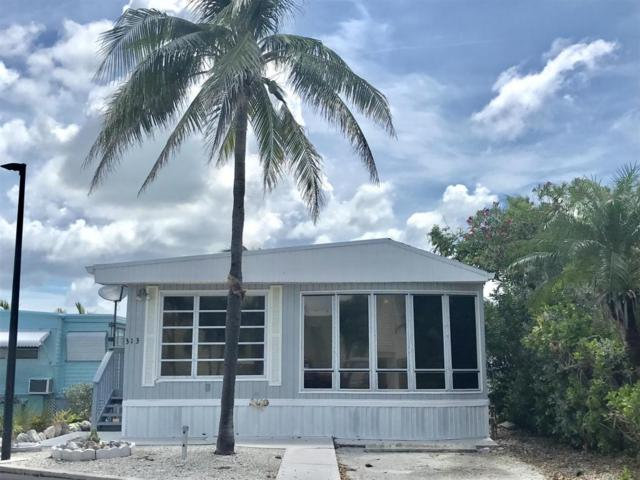 701 Spanish Main Drive #313, Cudjoe Key, FL 33042 (MLS #580951) :: Jimmy Lane Real Estate Team