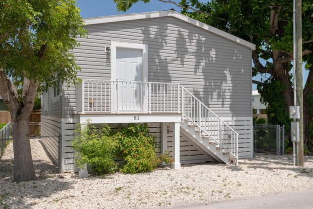 61 Ed Swift Road, Big Coppitt, FL 33040 (MLS #581012) :: KeyIsle Realty