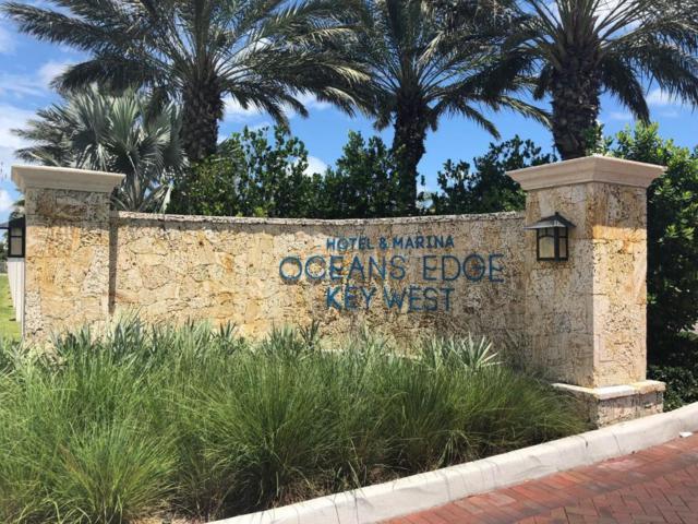 5950 Peninsular Avenue I-13, Stock Island, FL 33040 (MLS #581040) :: Jimmy Lane Real Estate Team