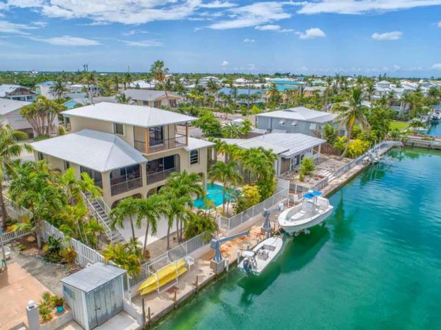 856 Gulf Drive, Summerland Key, FL 33042 (MLS #581069) :: Key West Luxury Real Estate Inc
