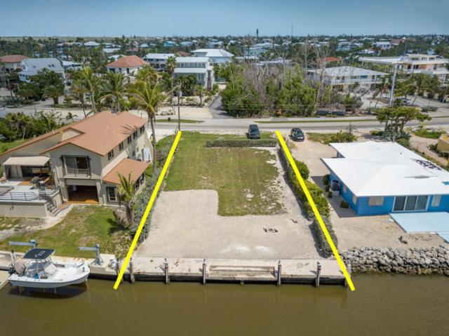 Sombrero Beach Road, Marathon, FL 33050 (MLS #581094) :: Doug Mayberry Real Estate