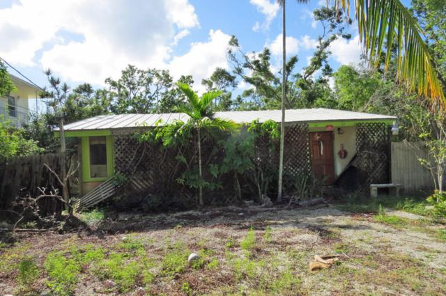 3 Bowen Drive, Key Largo, FL 33037 (MLS #581323) :: Key West Luxury Real Estate Inc