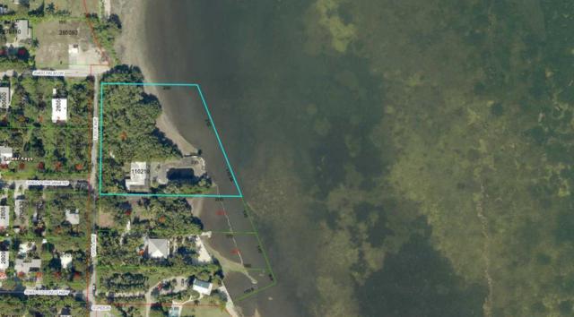 1261 Avenue A, Big Pine Key, FL 33043 (MLS #581404) :: Conch Realty