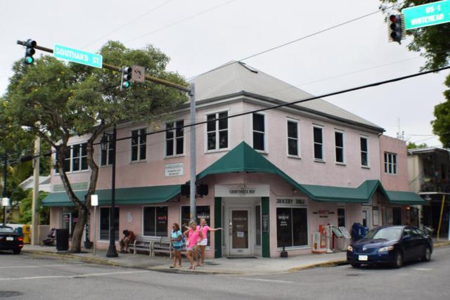 600 Whitehead Street 201-206, Key West, FL 33040 (MLS #581473) :: Conch Realty