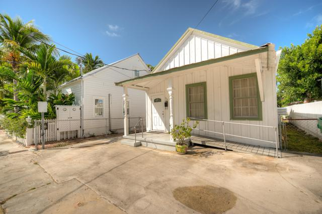 1216 Packer Street, Key West, FL 33040 (MLS #581615) :: Jimmy Lane Real Estate Team