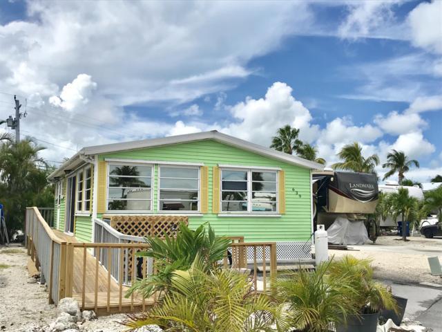 701 Spanish Main Drive #639, Cudjoe Key, FL 33042 (MLS #581833) :: Jimmy Lane Real Estate Team