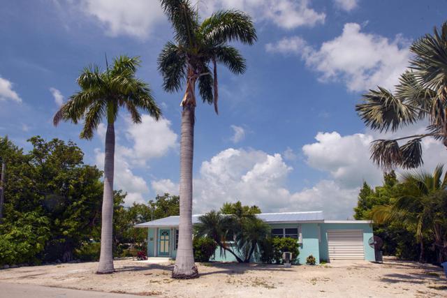 734 Sawyer Drive, Cudjoe Key, FL 33042 (MLS #581850) :: Jimmy Lane Real Estate Team