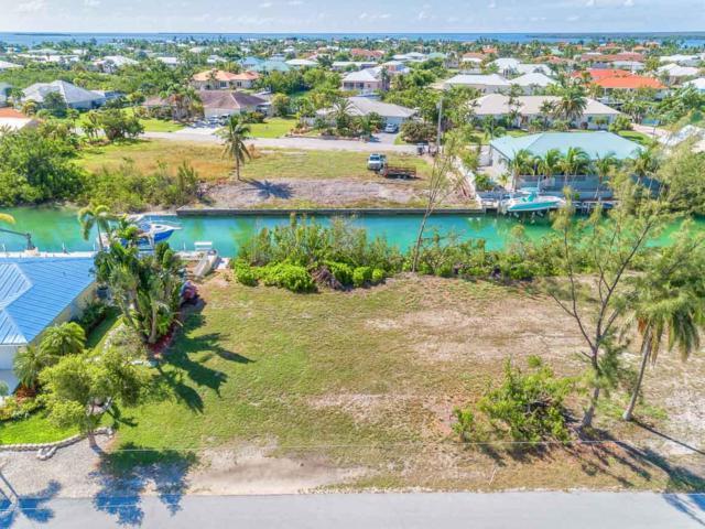 Lot 8 W 1st Avenue, Cudjoe Key, FL 33042 (MLS #581936) :: Jimmy Lane Real Estate Team