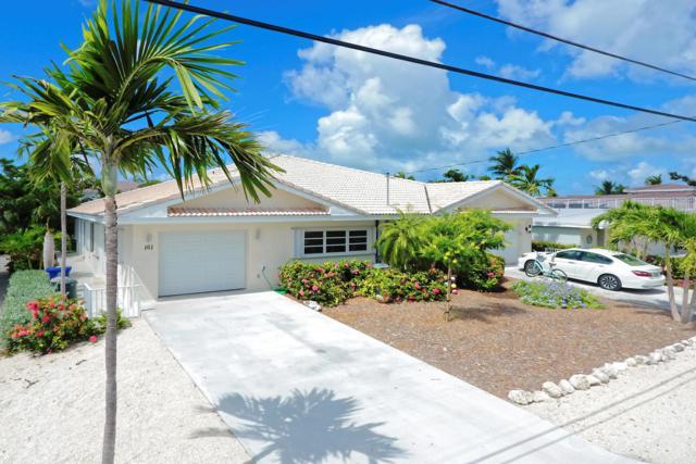 161 8th Street, Key Colony, FL 33051 (MLS #582100) :: KeyIsle Realty