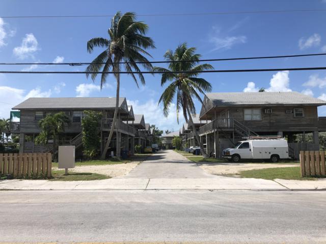 6630 Maloney Avenue 1-25, Stock Island, FL 33040 (MLS #582131) :: Jimmy Lane Real Estate Team