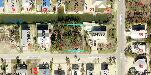27413 Anguila Lane, Ramrod Key, FL 33042 (MLS #582162) :: Coastal Collection Real Estate Inc.