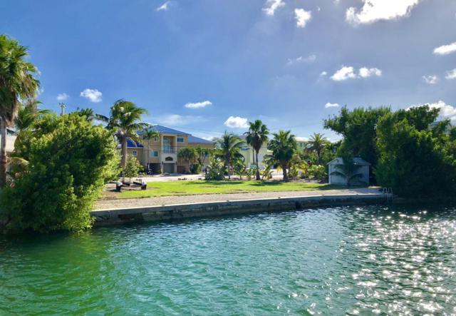 Caribbean Drive, Summerland Key, FL 33042 (MLS #582196) :: Key West Luxury Real Estate Inc