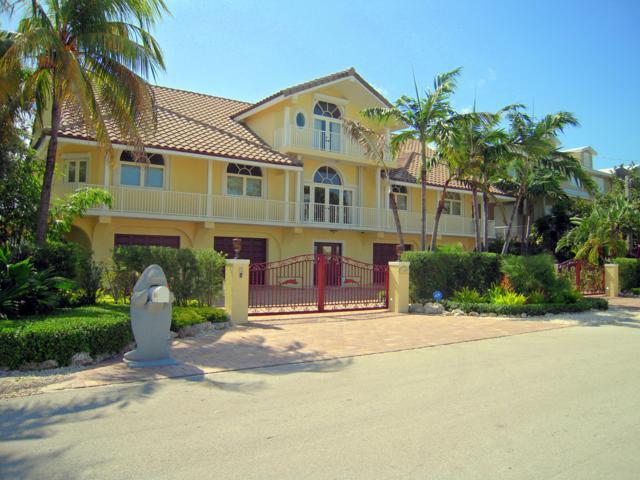 149 Stromboli Drive, Plantation Key, FL 33036 (MLS #582197) :: KeyIsle Realty