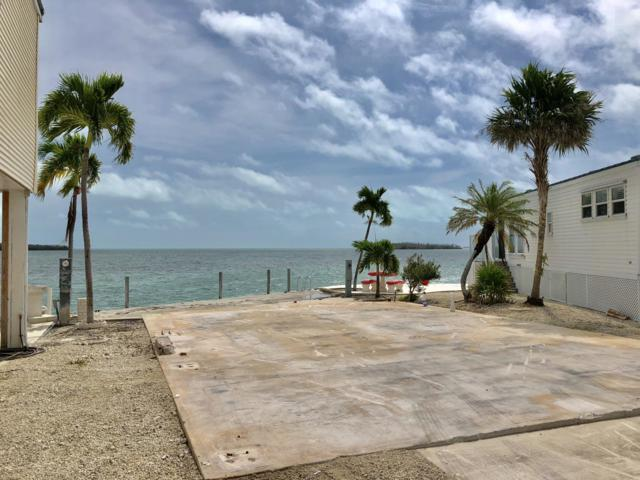 701 Spanish Main Drive #155, Cudjoe Key, FL 33042 (MLS #582235) :: KeyIsle Realty