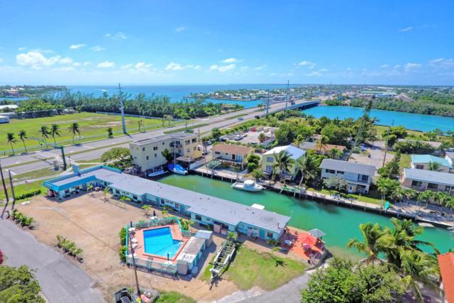 12020 Overseas Highway #8, Marathon, FL 33050 (MLS #582363) :: Key West Property Sisters
