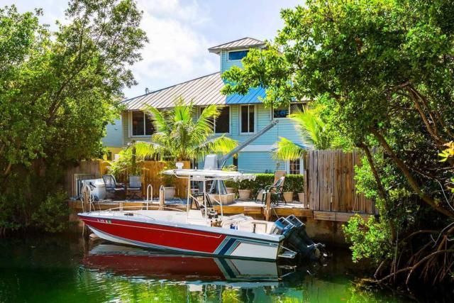 100 52nd St Ocean, Marathon, FL 33050 (MLS #582365) :: Coastal Collection Real Estate Inc.